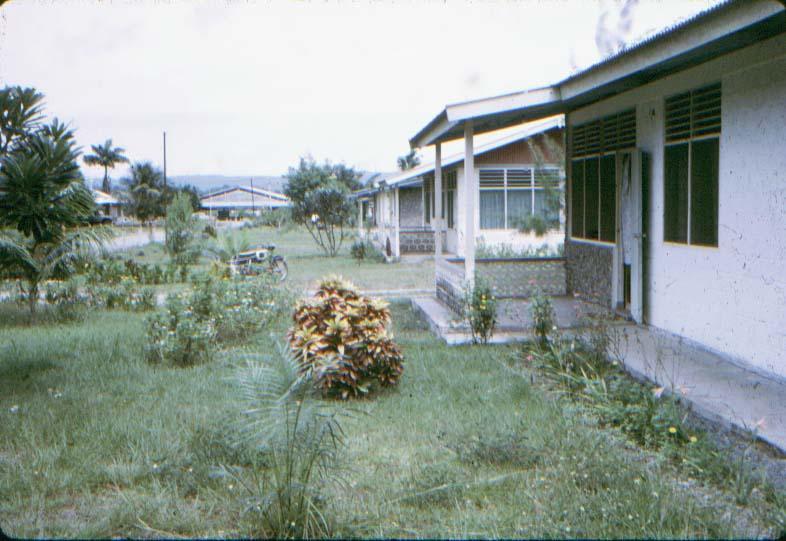 BD/37/14 - Huizen van piloten van de AMA